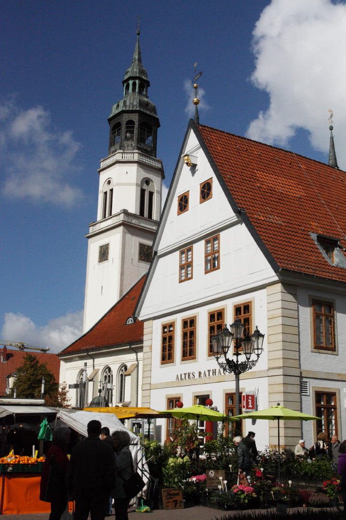 Altes Rathaus in Celle