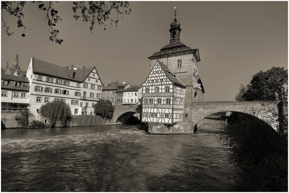 Altes Rathaus in SW