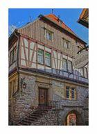 Altes Rathaus in Warburg