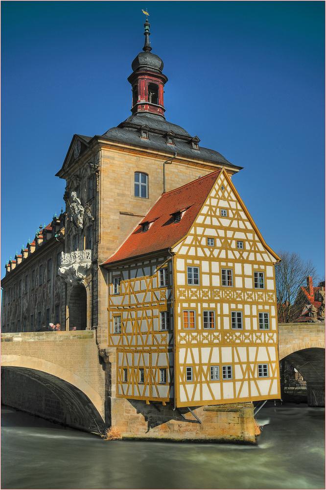 Altes Rathaus Klassische Ansicht