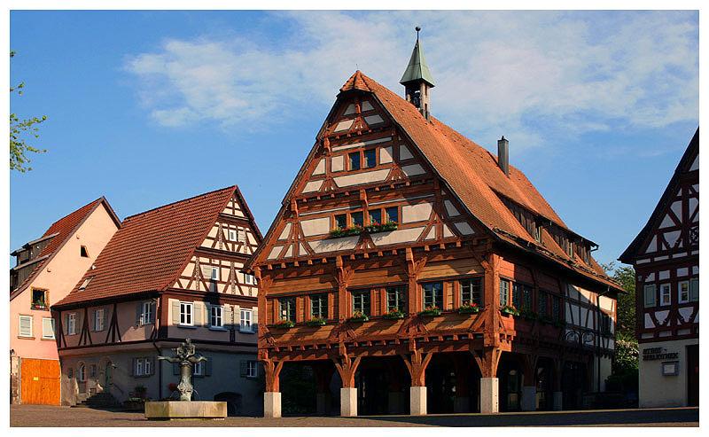 altes Rathaus Plochingen