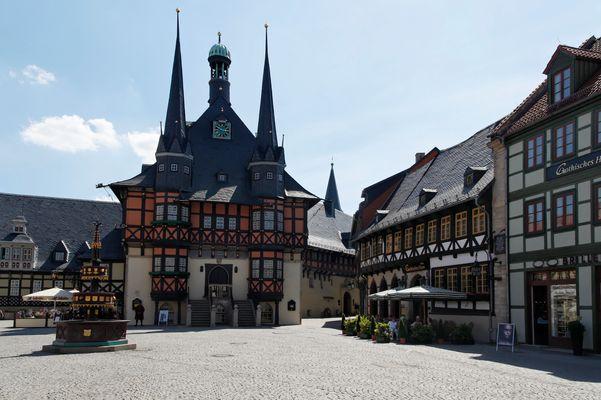 Altes Rathaus Wernigerode