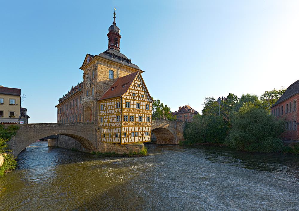 altes Rathaus zu Bamberg