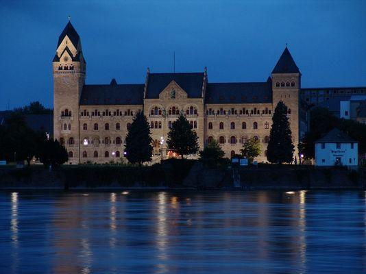 Altes Regierungsgebäude in Koblenz