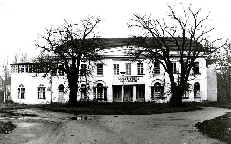 Altes Sanatorium in Bad Sülze