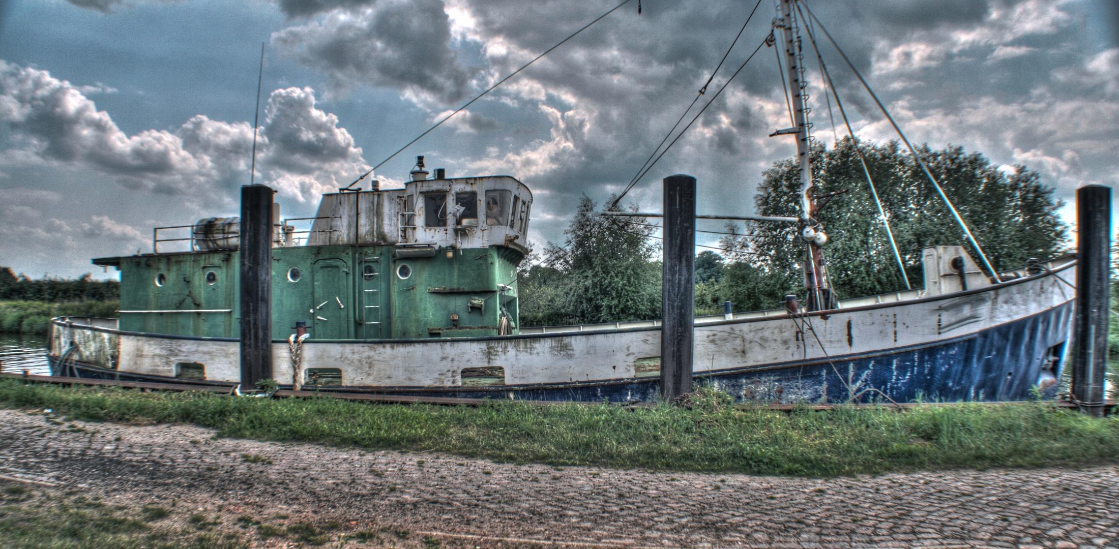 Altes Schiff/Boot