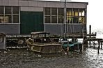 Altes Schiffersboot