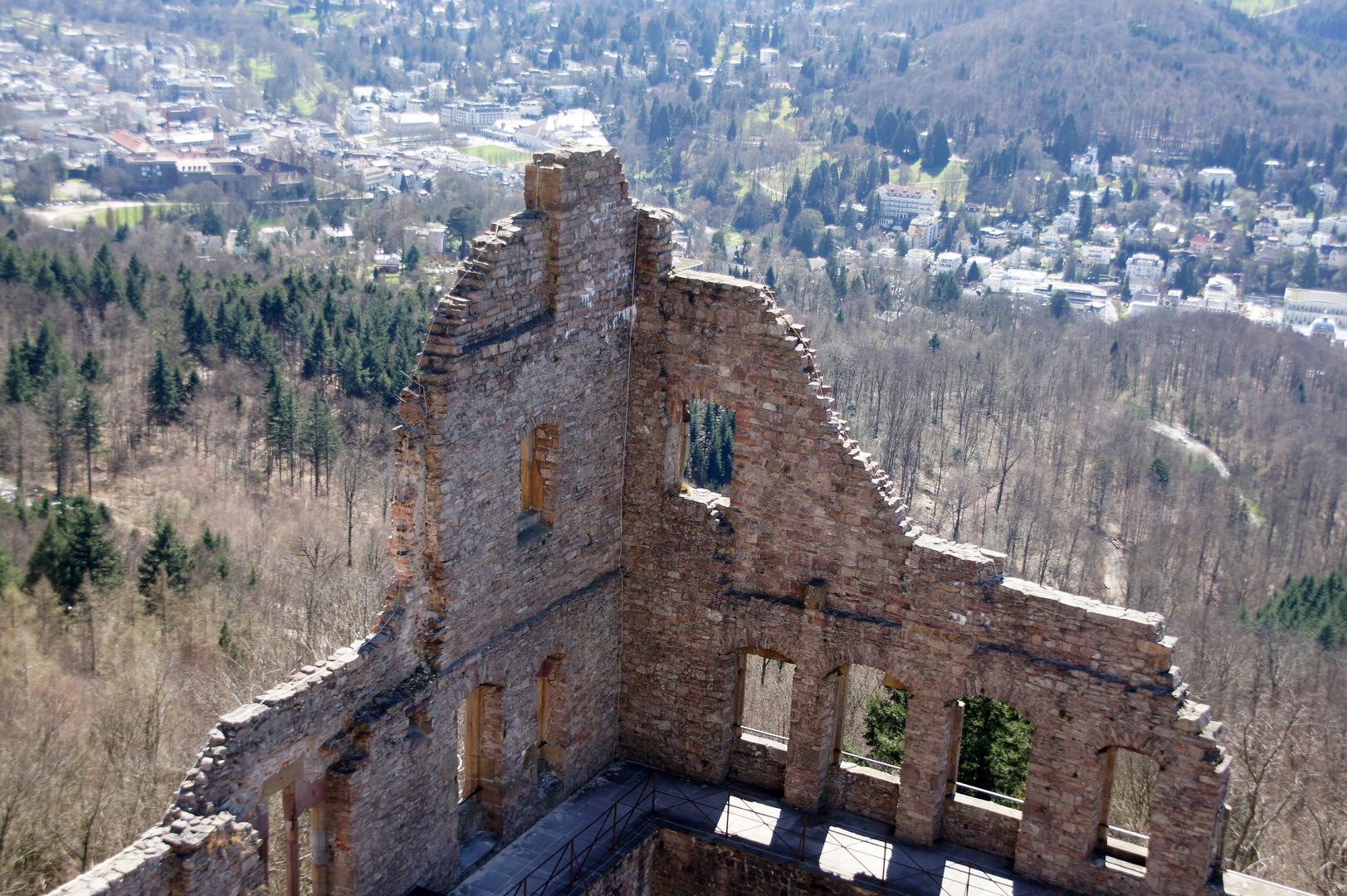 Altes Schloss Baden-Baden+