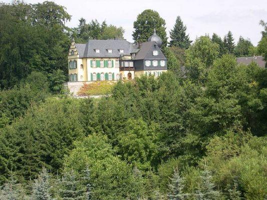 Altes Schloss, Heinersreuth im Frankenwald