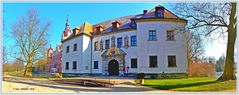 Altes Schloss in Bad Muskau