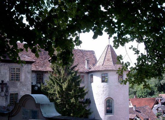 Altes Schloß in Meersburg