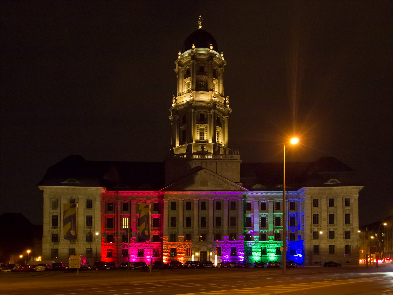 Altes Stadthaus Berlin