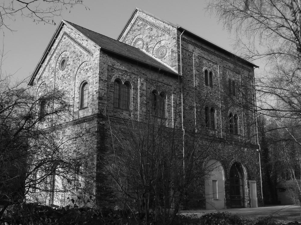 Altes Steinhaus