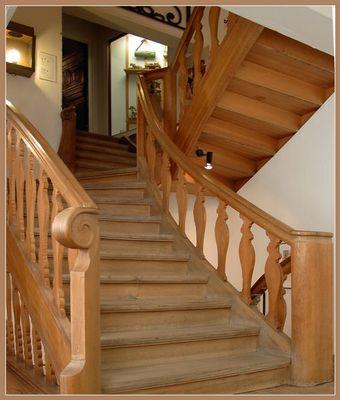 Altes Treppenhaus