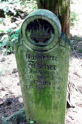 altes Urnengrab