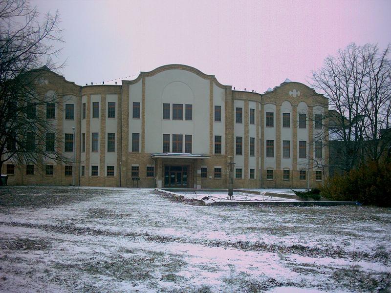 altes Verwaltungsgebäude