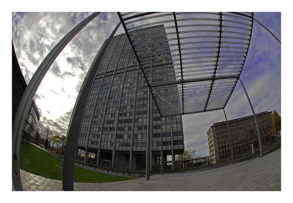 Altes Vorstandshochhaus Bayerwerk, Leverkusen