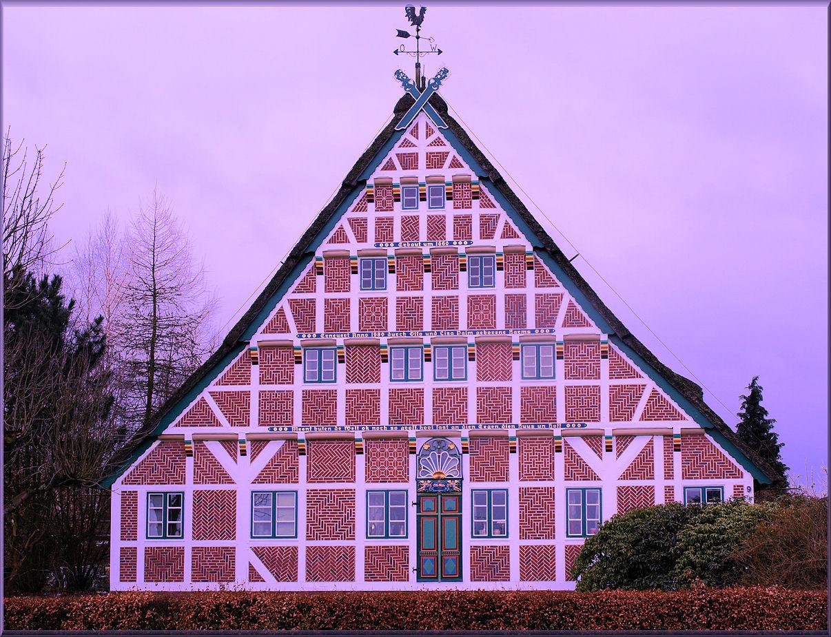 Altländer Bauernhaus 1