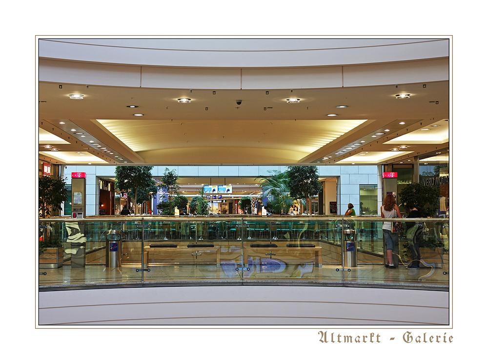 Altmarkt -Galerie ...