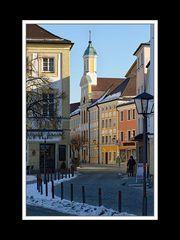 Altötting, Neuöttinger Straße