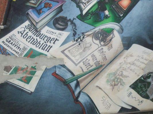 Altona Wandzeitung 09