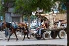 Altpapiersammlung in Kairo