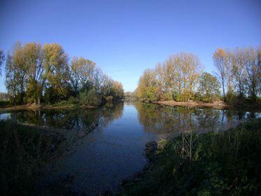 Flüsse und Kanäle