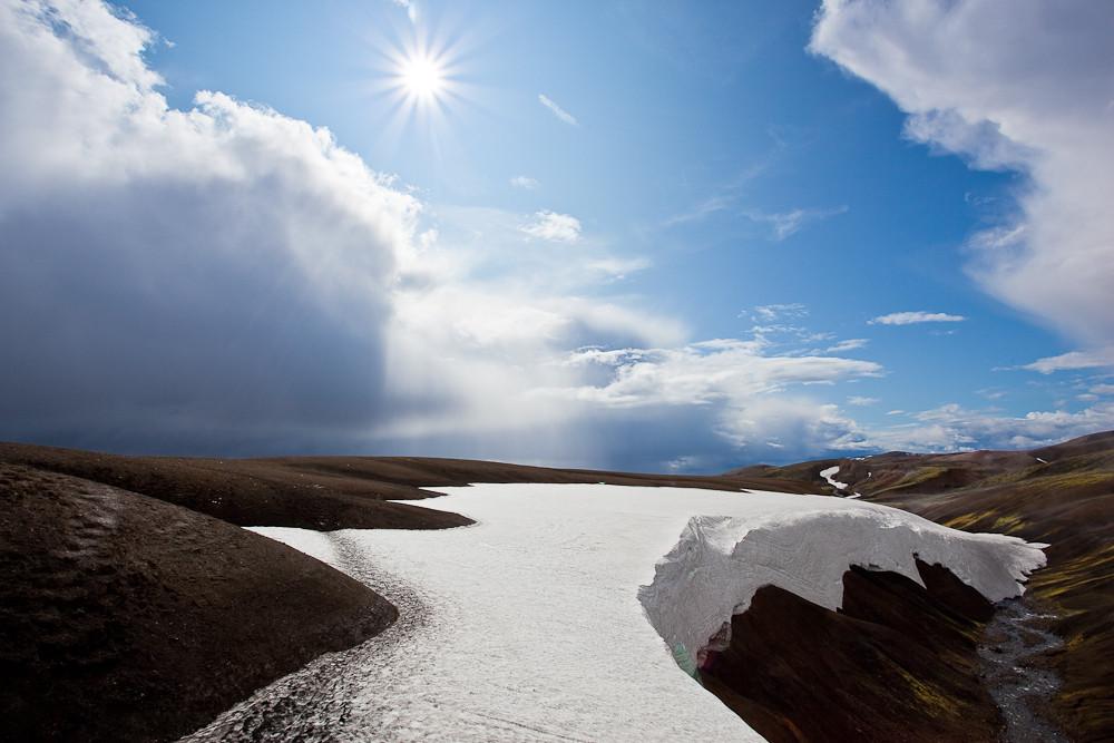 Altschnee Iceland