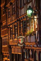 Altstadt bei Nacht - Limburg