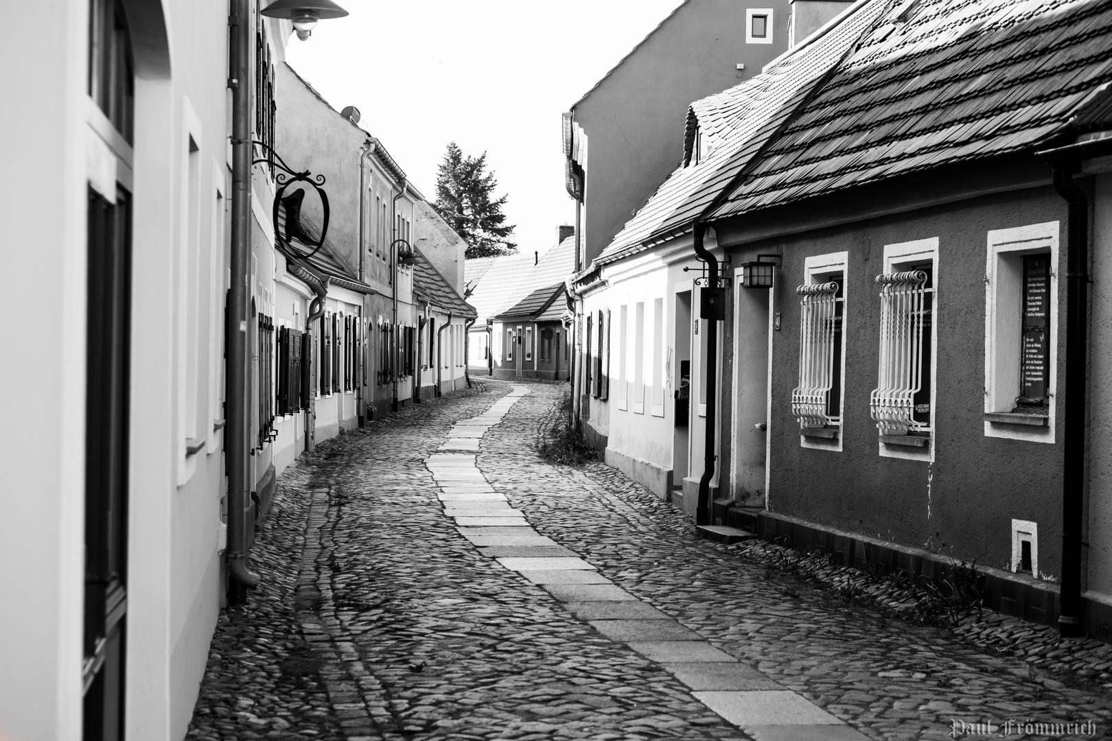Altstadt in Hoyerswerda