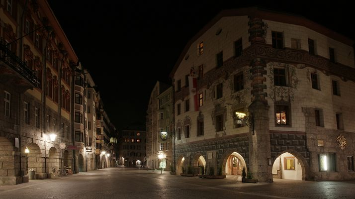 ... Altstadt Innsbruck ...