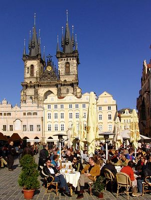 Altstadt Ring - Prag