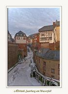 Altstadt Saarburg....