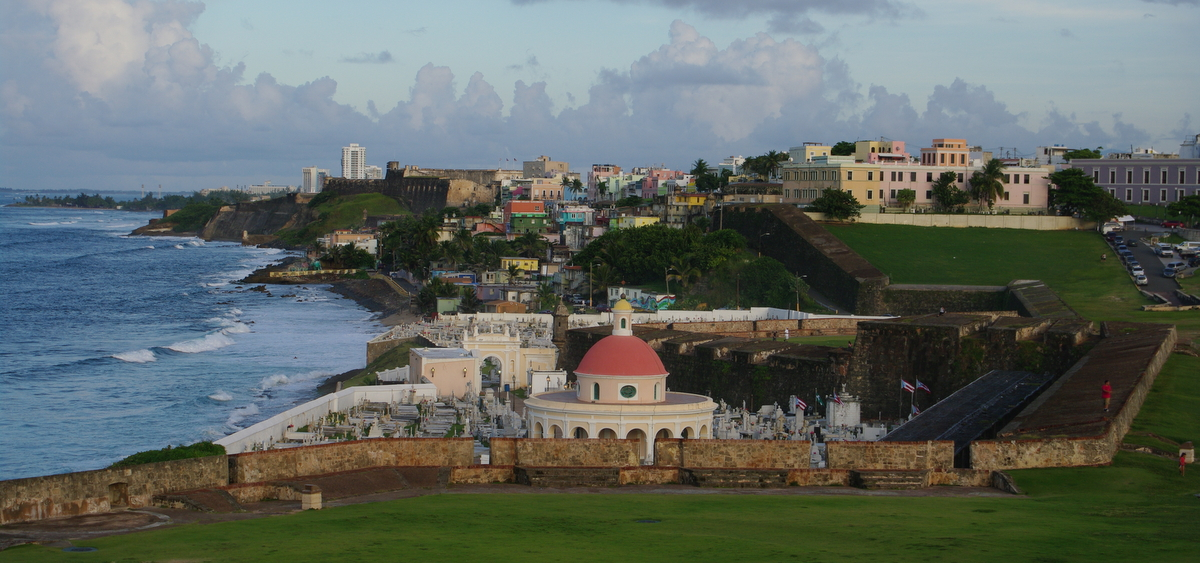 Altstadt San Juan, Puerto Rico