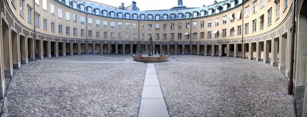 Altstadt Stockholm/Riddarholmen