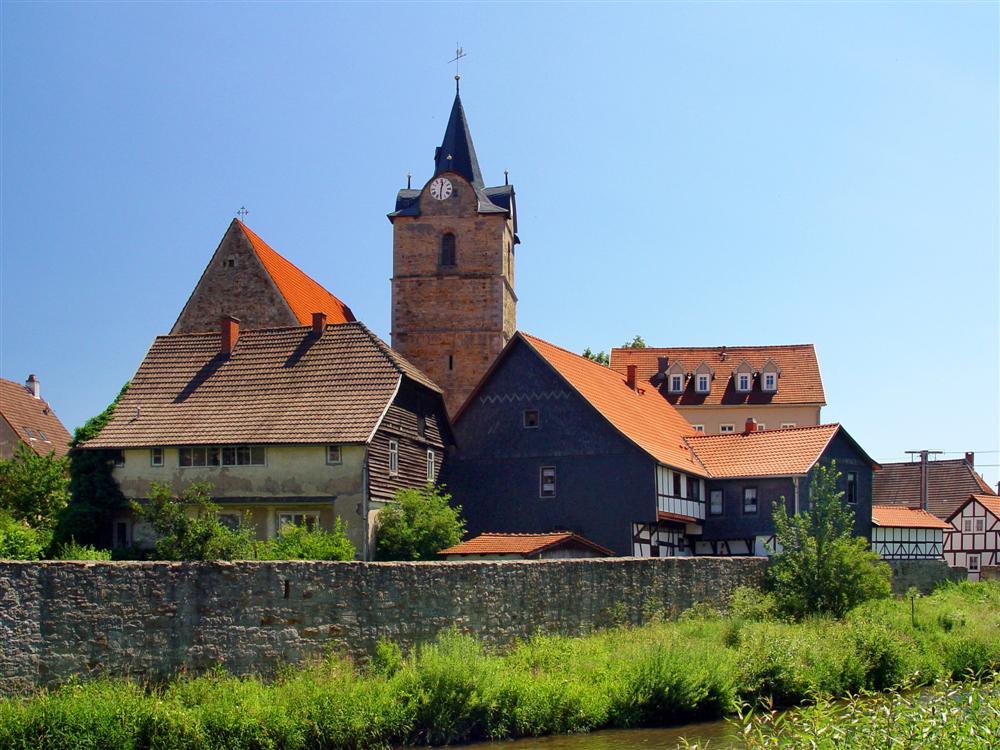 Altstadt Themar 02