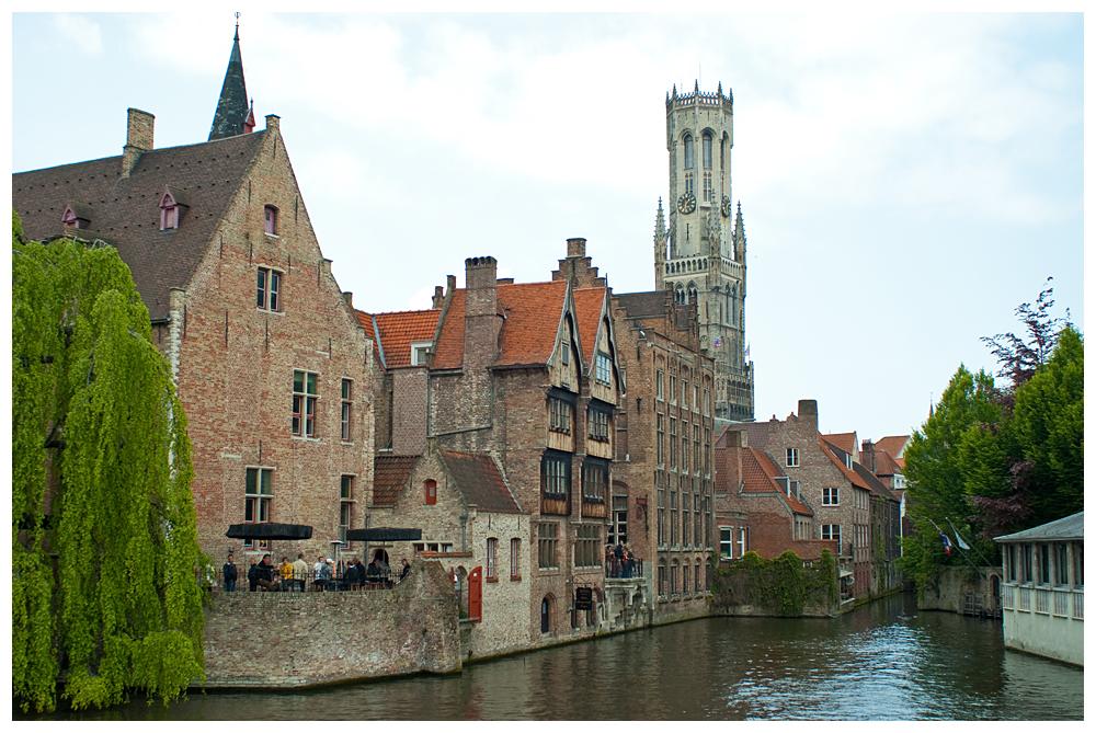 Altstadt von Brügge - Belgien