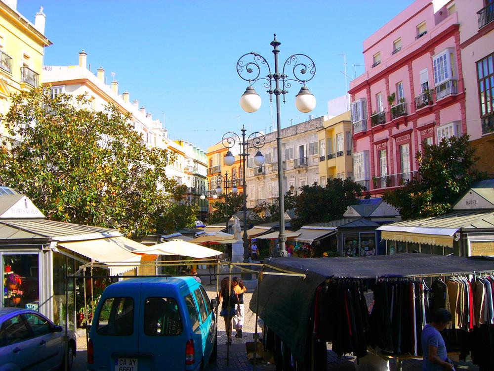 Altstadt von Cadiz
