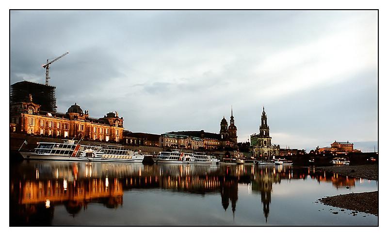 Altstadt von Dresden