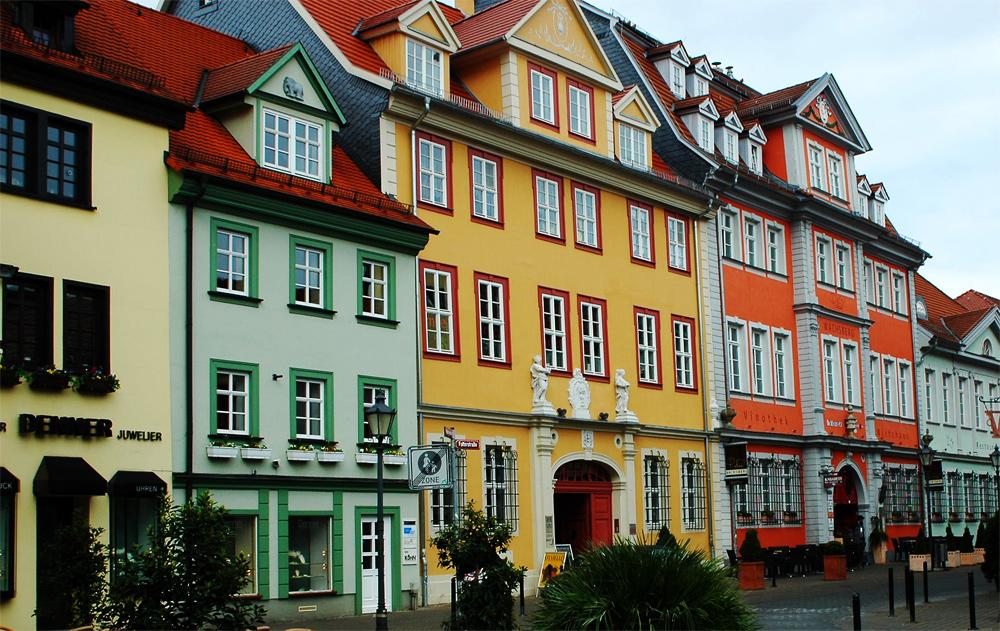 Altstadt von Erfurt