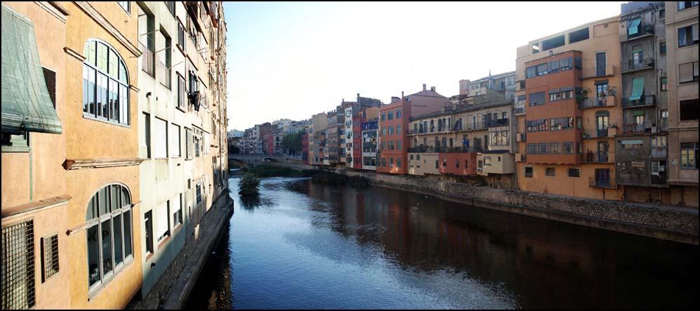 Altstadt von Girona/Katalonien