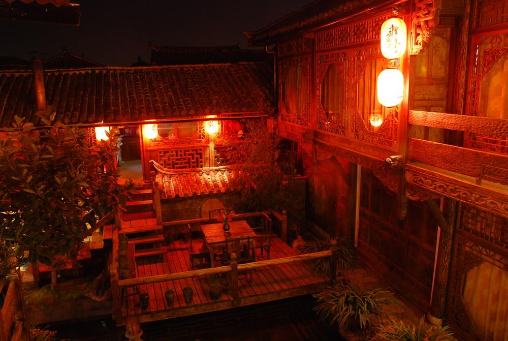 Altstadt von Lijiang China Hotels