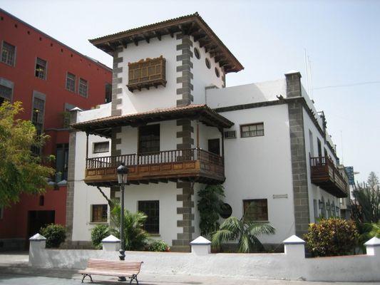 Altstadt von Los Llanos 1