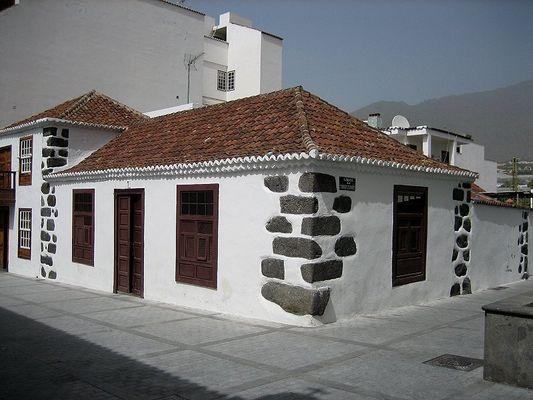 Altstadt von los Llanos