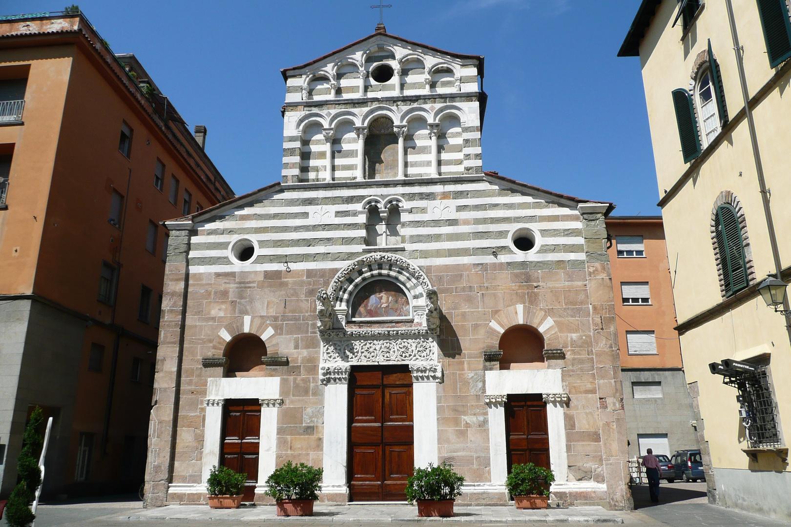 Altstadt von Luca