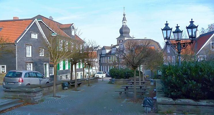 Altstadt von Remscheid-Lennep