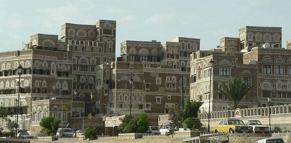 Altstadt von Sanaa