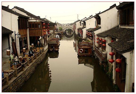 Altstadt von Suzhou
