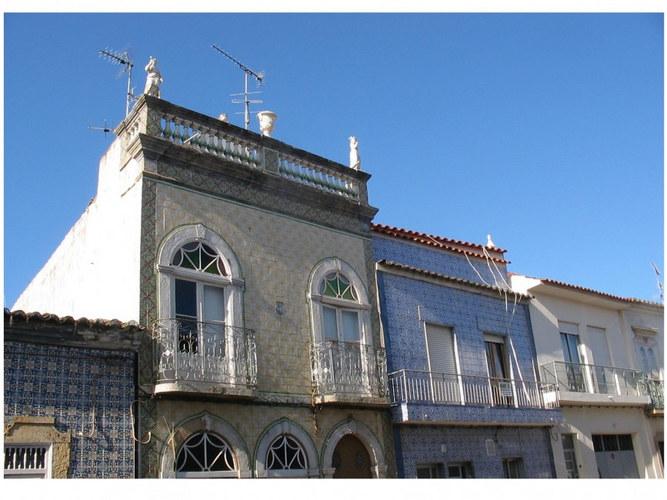 Altstadt von Tavira, Portugal
