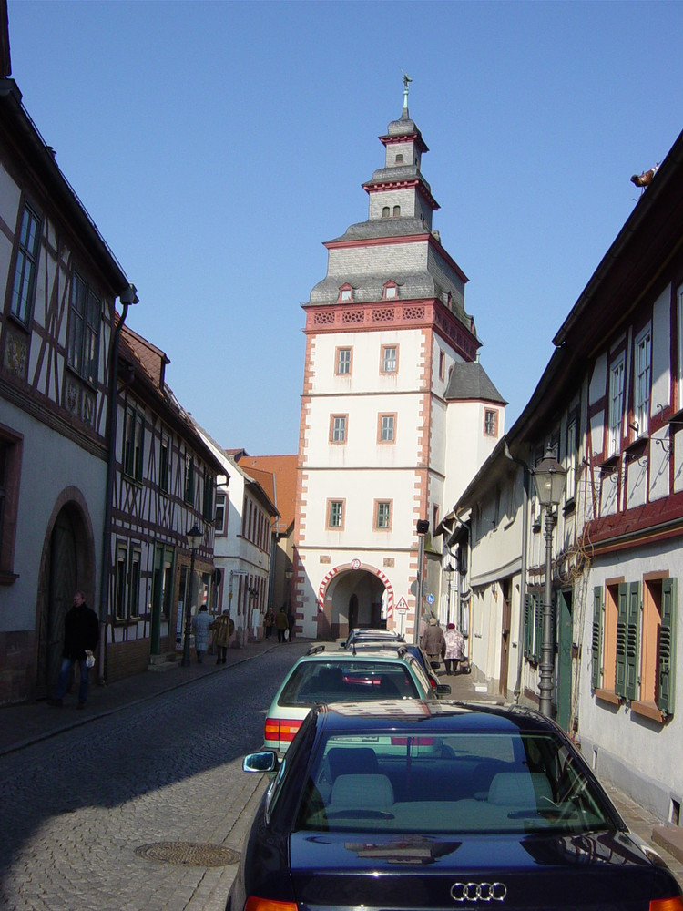 Altstadtansichten Seligenstadt